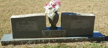 WEST, IONA C. - Forsyth County, North Carolina | IONA C. WEST - North Carolina Gravestone Photos