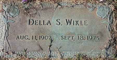 WIKLE, DELLA S. - Forsyth County, North Carolina | DELLA S. WIKLE - North Carolina Gravestone Photos
