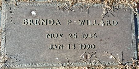 WILLARD, BRENDA P - Forsyth County, North Carolina | BRENDA P WILLARD - North Carolina Gravestone Photos