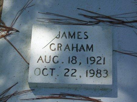 GRAHAM, JAMES - Hoke County, North Carolina | JAMES GRAHAM - North Carolina Gravestone Photos