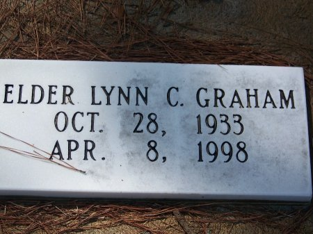 GRAHAM, LYNN C. - Hoke County, North Carolina   LYNN C. GRAHAM - North Carolina Gravestone Photos