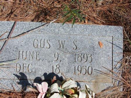 MILLER, GUS W. S. - Hoke County, North Carolina | GUS W. S. MILLER - North Carolina Gravestone Photos