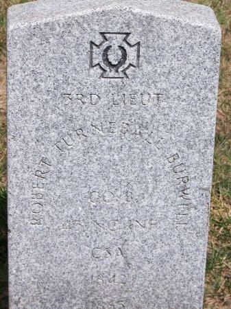 BURWELL (VETERAN CSA), ROBERT TURNEBALL - Mecklenburg County, North Carolina   ROBERT TURNEBALL BURWELL (VETERAN CSA) - North Carolina Gravestone Photos