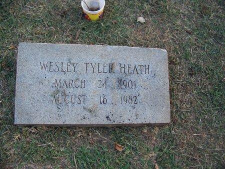 HEATH, WESLEY TYLER - Mecklenburg County, North Carolina | WESLEY TYLER HEATH - North Carolina Gravestone Photos