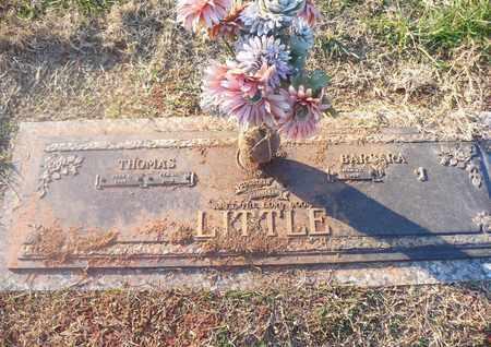 LITTLE, THOMAS - Mecklenburg County, North Carolina | THOMAS LITTLE - North Carolina Gravestone Photos
