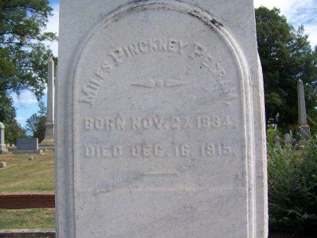 PEGRAM, MILES PINCKNEY - Mecklenburg County, North Carolina   MILES PINCKNEY PEGRAM - North Carolina Gravestone Photos