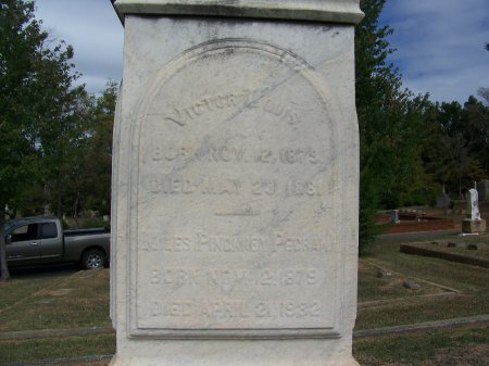 PEGRAM, MILES PINCKNEY - Mecklenburg County, North Carolina | MILES PINCKNEY PEGRAM - North Carolina Gravestone Photos