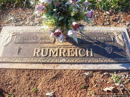 RUMREICH, RODERICK - Mecklenburg County, North Carolina | RODERICK RUMREICH - North Carolina Gravestone Photos