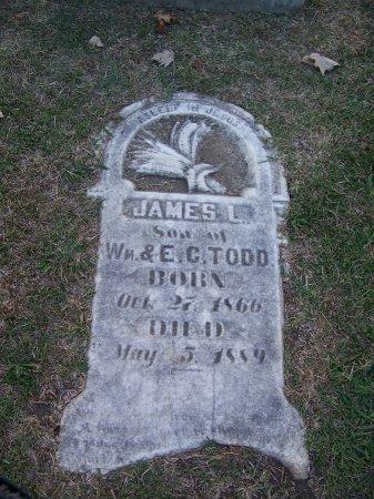 TODD, JAMES L. - Mecklenburg County, North Carolina   JAMES L. TODD - North Carolina Gravestone Photos