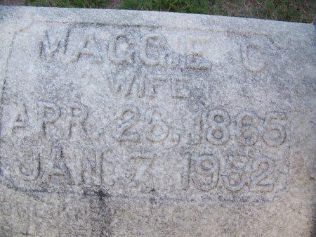 TODD, MAGGIE C. - Mecklenburg County, North Carolina | MAGGIE C. TODD - North Carolina Gravestone Photos
