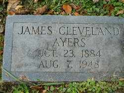 AYERS, JAMES CLEVELAND - Mitchell County, North Carolina | JAMES CLEVELAND AYERS - North Carolina Gravestone Photos