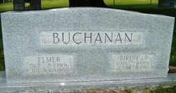 BUCHANAN, ELMER - Mitchell County, North Carolina | ELMER BUCHANAN - North Carolina Gravestone Photos