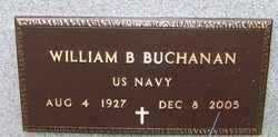 BUCHANAN, WILLIAM BURTON - Mitchell County, North Carolina | WILLIAM BURTON BUCHANAN - North Carolina Gravestone Photos