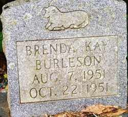 BURLESON, BRENDA KAY - Mitchell County, North Carolina   BRENDA KAY BURLESON - North Carolina Gravestone Photos
