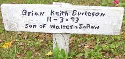 BURLESON, BRIAN KEITH - Mitchell County, North Carolina | BRIAN KEITH BURLESON - North Carolina Gravestone Photos