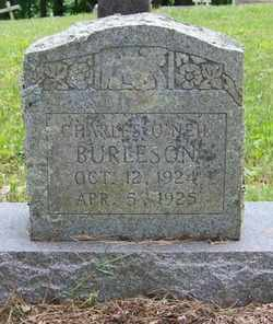 BURLESON, CHARLES O'NEAL - Mitchell County, North Carolina | CHARLES O'NEAL BURLESON - North Carolina Gravestone Photos