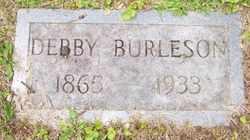 BURLESON, DEBBY - Mitchell County, North Carolina | DEBBY BURLESON - North Carolina Gravestone Photos