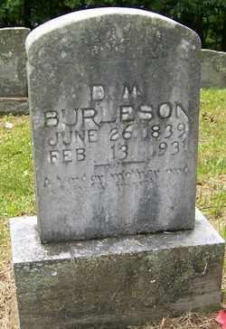 BURLESON, DORCAS MATILDA - Mitchell County, North Carolina | DORCAS MATILDA BURLESON - North Carolina Gravestone Photos