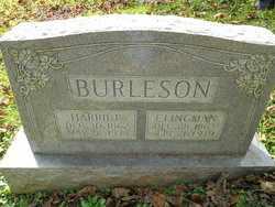 BURLESON, CLINGMAN - Mitchell County, North Carolina   CLINGMAN BURLESON - North Carolina Gravestone Photos