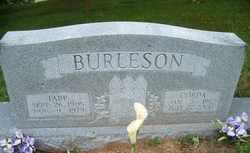 BURLESON, CORDA - Mitchell County, North Carolina | CORDA BURLESON - North Carolina Gravestone Photos