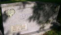 EDWARDS, ETHEL H. - Mitchell County, North Carolina | ETHEL H. EDWARDS - North Carolina Gravestone Photos