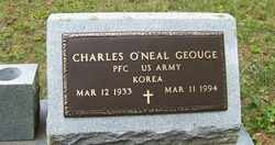GEOUGE, CHARLES O'NEAL - Mitchell County, North Carolina | CHARLES O'NEAL GEOUGE - North Carolina Gravestone Photos