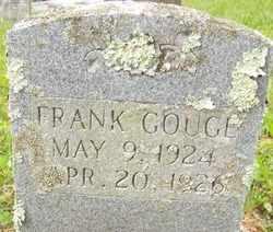 GOUGE, FRANK - Mitchell County, North Carolina | FRANK GOUGE - North Carolina Gravestone Photos