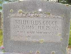 GOUGE, NELLIE - Mitchell County, North Carolina   NELLIE GOUGE - North Carolina Gravestone Photos