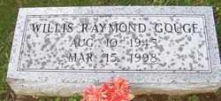 GOUGE, WILLIS RAYMOND - Mitchell County, North Carolina | WILLIS RAYMOND GOUGE - North Carolina Gravestone Photos