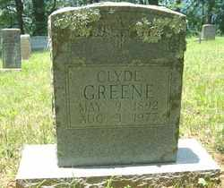 GREEN, CLYDE - Mitchell County, North Carolina | CLYDE GREEN - North Carolina Gravestone Photos