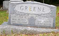 GREENE, CHESTER A. - Mitchell County, North Carolina | CHESTER A. GREENE - North Carolina Gravestone Photos