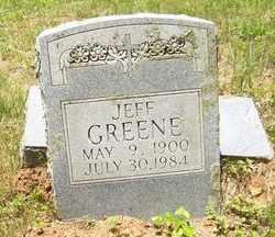 GREENE, JEFF - Mitchell County, North Carolina   JEFF GREENE - North Carolina Gravestone Photos