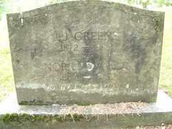 GREENE, J.J. - Mitchell County, North Carolina   J.J. GREENE - North Carolina Gravestone Photos