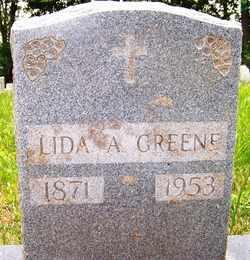 GREENE, LIDA A. - Mitchell County, North Carolina   LIDA A. GREENE - North Carolina Gravestone Photos