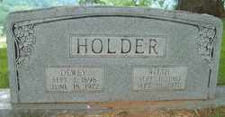 HOLDER, RITTIE - Mitchell County, North Carolina | RITTIE HOLDER - North Carolina Gravestone Photos