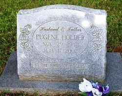 HOLDER, EUGENE - Mitchell County, North Carolina | EUGENE HOLDER - North Carolina Gravestone Photos
