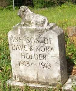 HOLDER, SON - Mitchell County, North Carolina | SON HOLDER - North Carolina Gravestone Photos