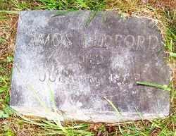 LEDFORD, AMOS - Mitchell County, North Carolina | AMOS LEDFORD - North Carolina Gravestone Photos
