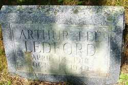 LEDFORD, ARTHUR LEE - Mitchell County, North Carolina | ARTHUR LEE LEDFORD - North Carolina Gravestone Photos