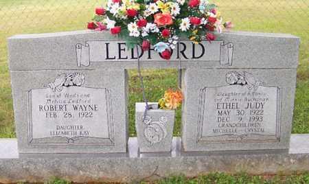 LEDFORD, ETHEL JUDY - Mitchell County, North Carolina | ETHEL JUDY LEDFORD - North Carolina Gravestone Photos
