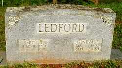 LEDFORD, SMITH R. - Mitchell County, North Carolina | SMITH R. LEDFORD - North Carolina Gravestone Photos