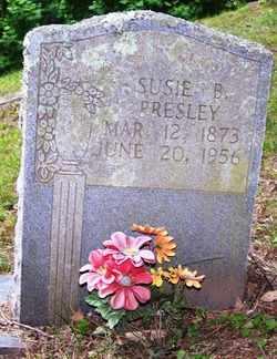 PRESLEY, SUSIE B. - Mitchell County, North Carolina | SUSIE B. PRESLEY - North Carolina Gravestone Photos
