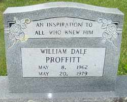 PROFFITT, WILLIAM DALE - Mitchell County, North Carolina | WILLIAM DALE PROFFITT - North Carolina Gravestone Photos