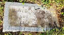 THOMAS, FLOYD N. - Mitchell County, North Carolina | FLOYD N. THOMAS - North Carolina Gravestone Photos