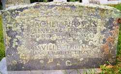 THOMAS, RACHEL M. ROBERTSON - Mitchell County, North Carolina | RACHEL M. ROBERTSON THOMAS - North Carolina Gravestone Photos