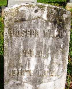 WARD, JOSEPH - Mitchell County, North Carolina | JOSEPH WARD - North Carolina Gravestone Photos