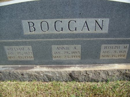 BOGGAN, JOSEPH M. - Montgomery County, North Carolina | JOSEPH M. BOGGAN - North Carolina Gravestone Photos