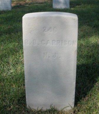 GARRISON (CW), BENJAMIN B. - Wake County, North Carolina   BENJAMIN B. GARRISON (CW) - North Carolina Gravestone Photos