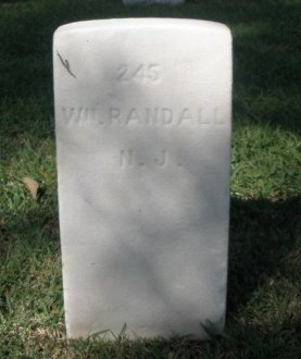 RANDALL (CW), WILLIAM - Wake County, North Carolina | WILLIAM RANDALL (CW) - North Carolina Gravestone Photos